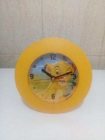 Relógio quarto criança