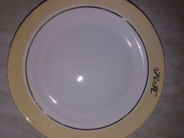 Тарелки КП Ǿ 18 см и селёдочницы КП 25х13 см