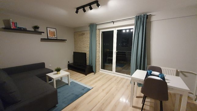 Pokój dwuosobowy 2 osoby Stryków centrum mieszkanie z balkonem