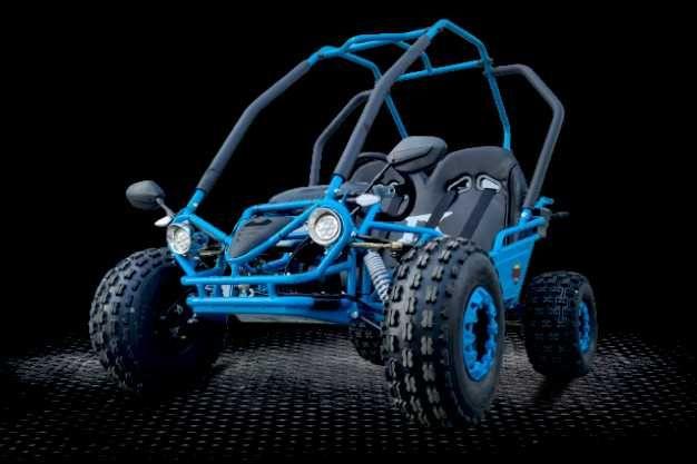 BUGGY 125cc Quad 15km Fuxin-Liko JAKOŚĆ MOCNY Automat ProMotor FILM
