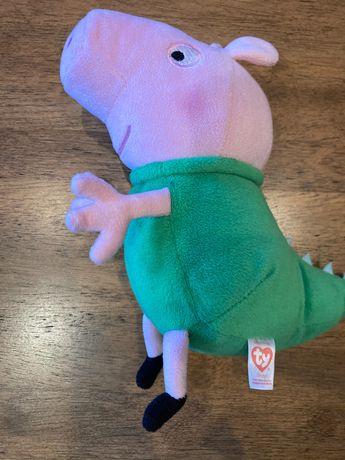 Pluszowy George ze Świnki Peppy
