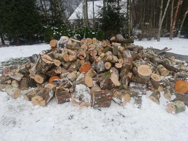 Drewno opałowe - mieszane.