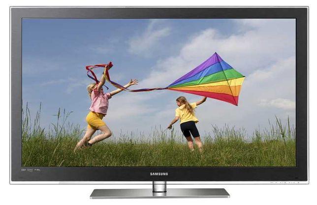 """TELEWIZOR 63"""" 3-D  SAMSUNG  z Odb. Satelitarnym  PN63C7000 HDTV 1080p"""