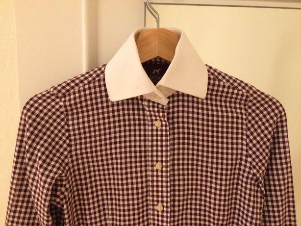 Camisa Sacoor Brothers (original, tam 34)
