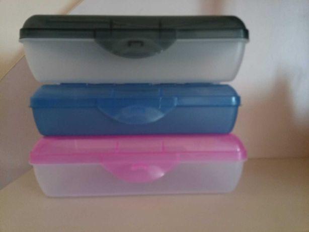 Универсальный пенал, коробка, бокс Sterilite размер 21,9х14,6х6,4 см