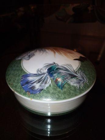 Porta joias porcelana de limoges