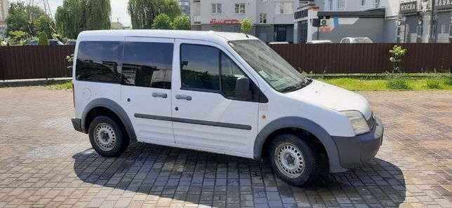 Ford connect 1.8 tdci syper stan