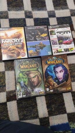 Conjunto de jogos para PC