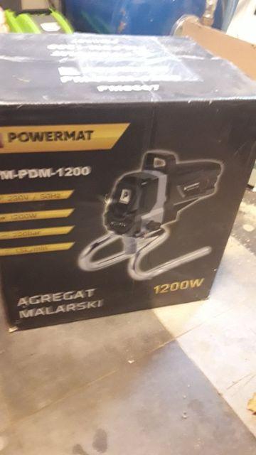 sprzedam agregat malarski Powermat