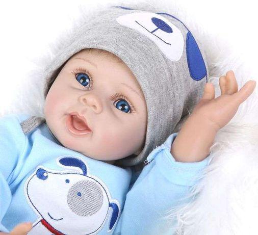 Lindo Bebe Reborn Menino