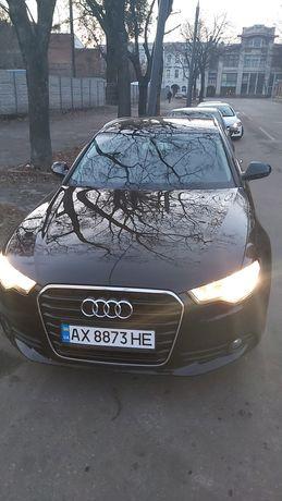 Audi A6 2012 года дизель 2.0