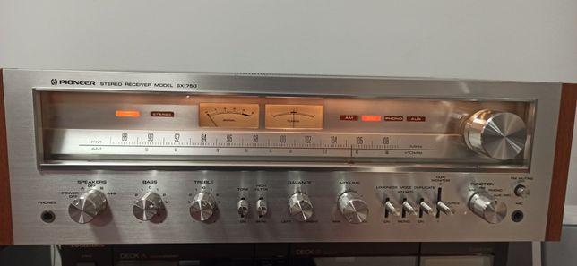 Pioneer SX 750. Sprawny. Po przeglądzie .Gwarancja.Paragon. Faktura