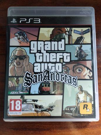 GTA San Andreas Como novo