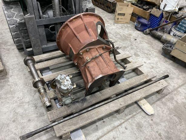 Монтажный к-т трактор Т-150 ХТЗ под двигатель ЯМЗ, вместо ММЗ СМД Дойц