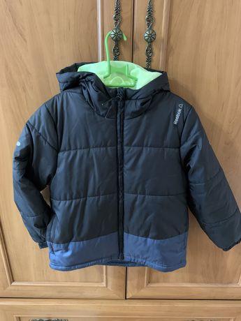 Куртка Reebok оригинал на 5 лет(116см)
