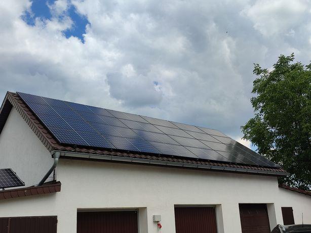 Kompletna inst. fotowoltaiczna  10kw solaredge + optymalizatory  mocy