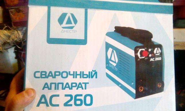 Сварочный инвертор Днестр AC260