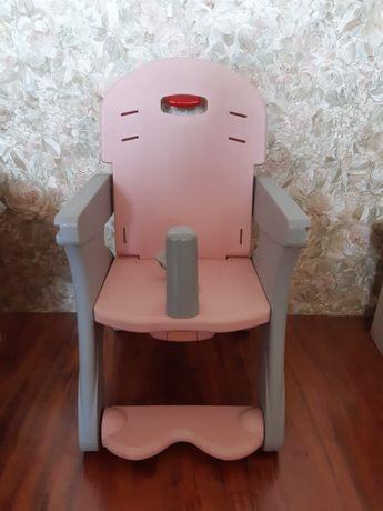 Детский пластиковый стульчик MamaLove