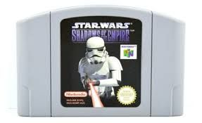 gra Nintendo 64 star wars shadows of the empire