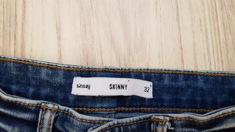 Spodnie sinsay rozm. 32