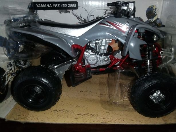 Miniatura Moto4 Yamaha