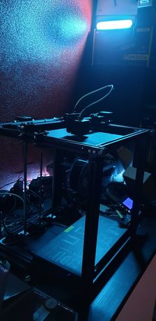 Impressora 3d Ender 5 com extras + 8kg de filamento