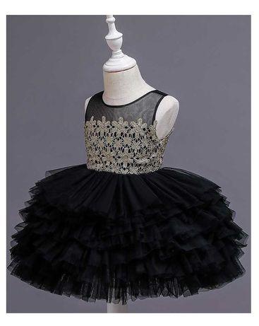 Платье пышное нарядное для девочки на выпускной, день рождения