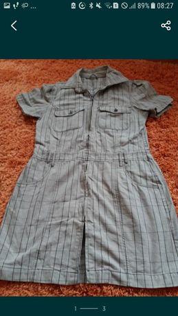Сарафан платье хлопковый 46-48 р