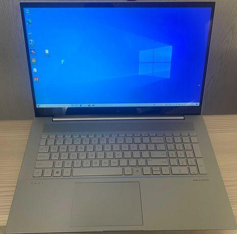 HP Envy 17. Новый премиум ультрабук i7/16/512+Optane с тач экран 2021
