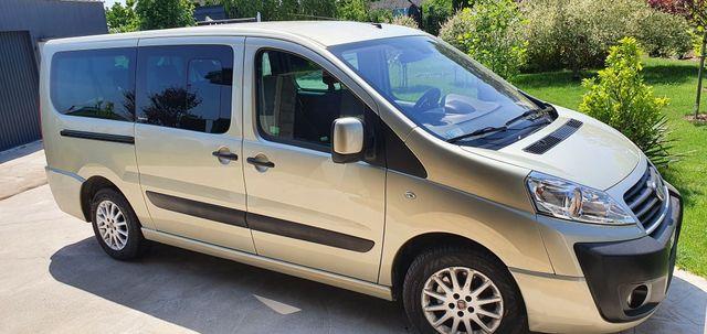 Fiat Scudo 2.0 163 km salon pl 165000kil.