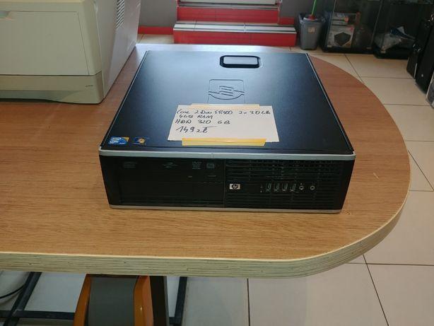 Komputer E-lekcje 2x 3,0 GHz 4 GB RAM HDD 320 GB Szybki i tani