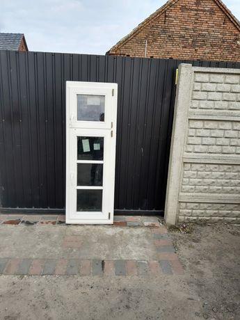 Okno drewniane Niemieckie 56x165 dowóz