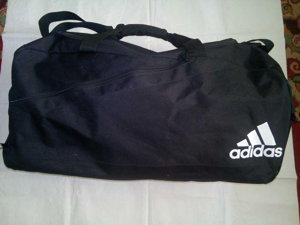 Сумка спортивнуюая Adidas, оригинал, Пакистан, размер L