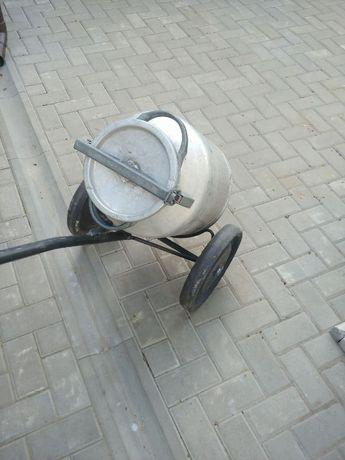 Тачка для бидонов молоко мёд вода