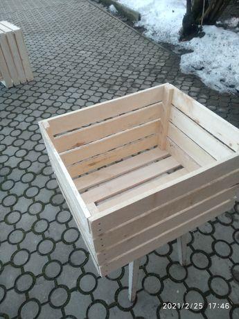 Дерев'яні ящики, Деревянный ящик