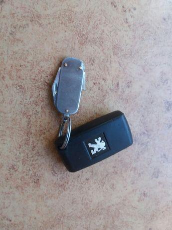 Знайдено ключ від авто.