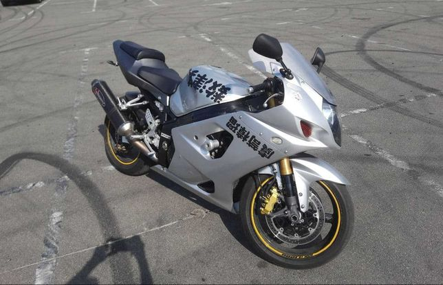 Продам Suzuki GSXR 1000 K4 Джиксер Сузуки спортбайк мотоцикл gsx-r