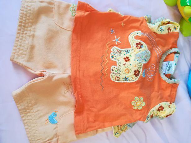 Roupa de bebe 3-6 meses novo
