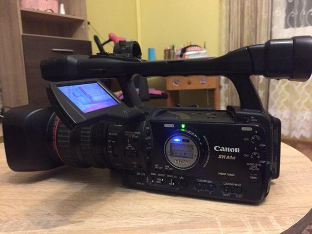 Canon XH A1s - для шкільних свят і церковних зйомок ідеал
