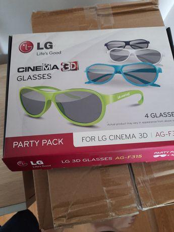 Okulary 3d glasses ag-f315 LG