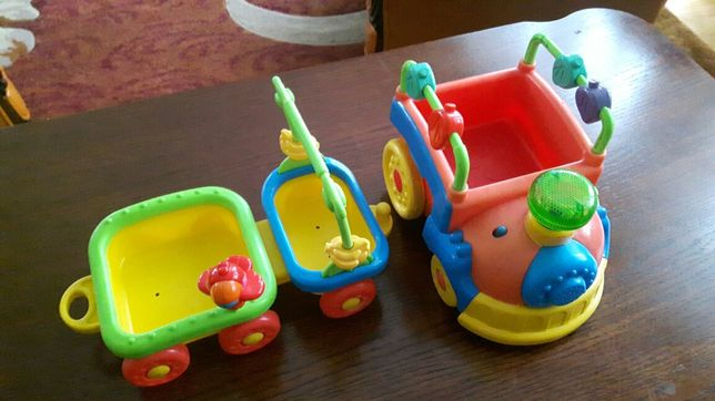Pociag Fisher price
