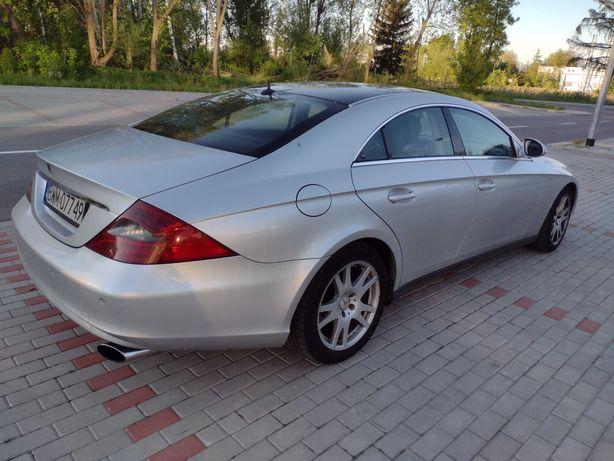 Mercedes CLS 320 CDI 2005 Rok