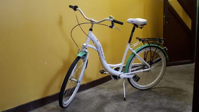 Rower damski/młodzieżowy miejski