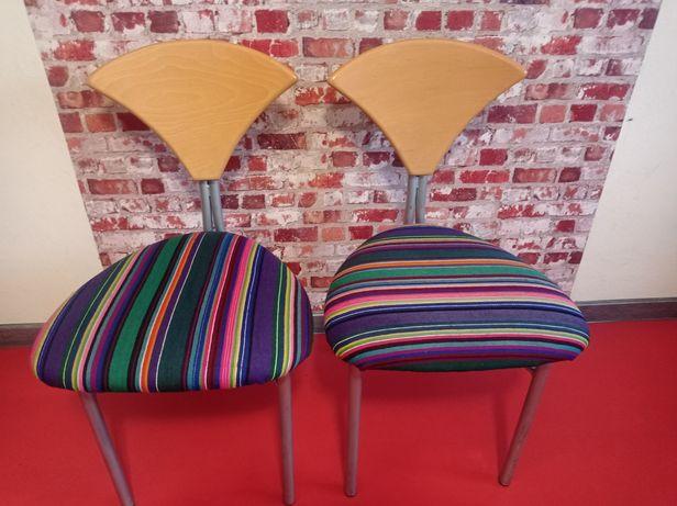 Krzesła 2 szt., cena za oba
