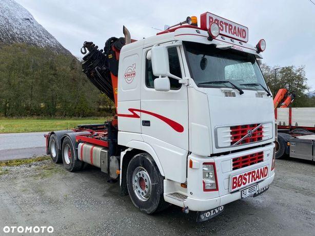 Volvo Fm 12 Palfinger 44002 Wciągarka  Pierwszy Właściciel