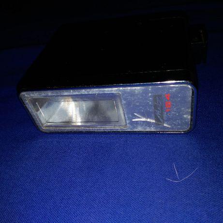 stara lampa do aparatu analogowego