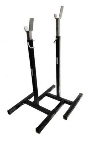 Wkłady do stojaków ławki ławeczki siłownia