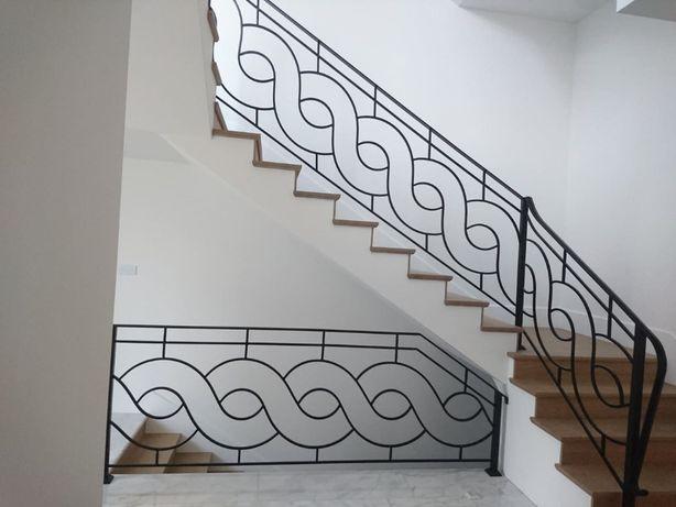 balustrada wewnetrzna