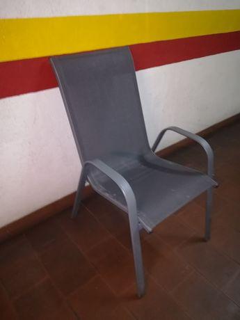 Cadeira de jardim - exterior