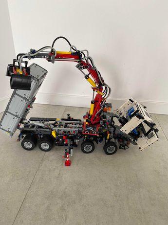 Lego Mercedes Actros 42043